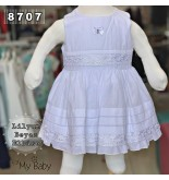 Lilyum Beyaz Elbise FMY8707