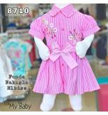 Funda Nakışlı Elbise FMY8710