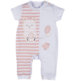 Pink Cat Ribanalı Tulum FMY9427