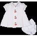 Cherry Yakalı Elbise FMY9713